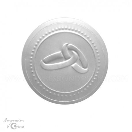 Stickers Argent - Alliances