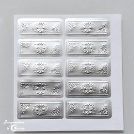 Stickers Doré - Sceaux (vue détaillée)