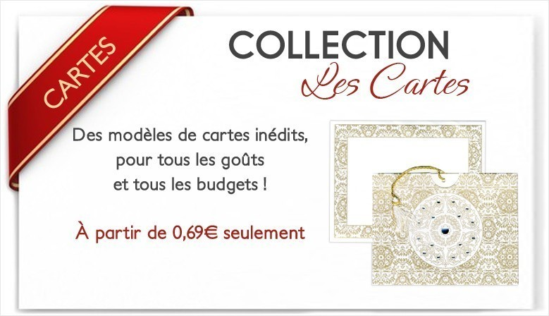 "Collection ""Les Cartes"""