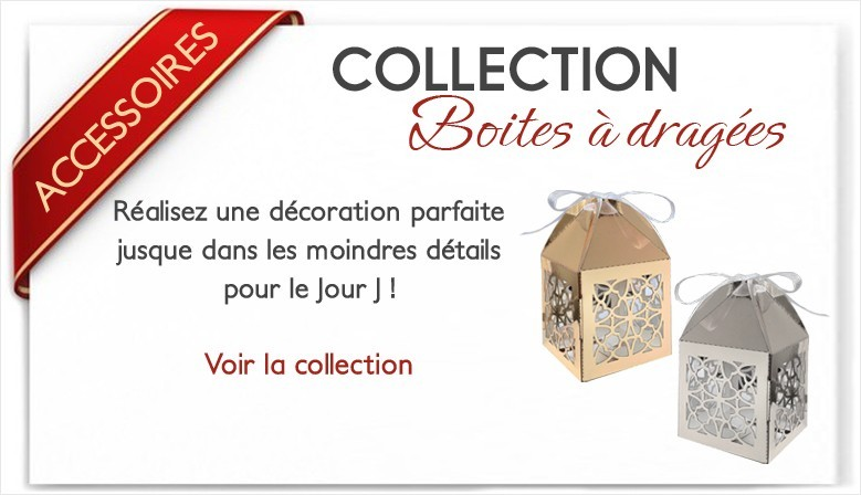 "Collection ""Boites à Dragées"""