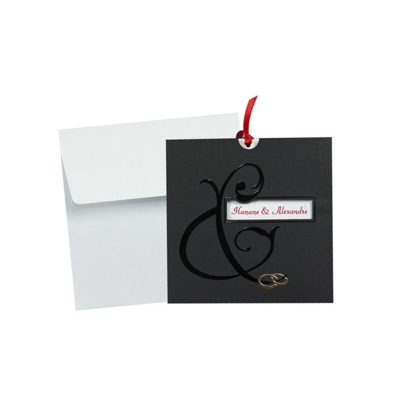 Soumaya - Carte + Enveloppe