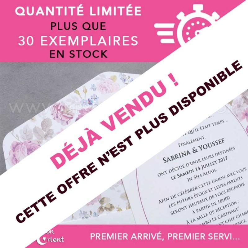 Dalia RESTE 30 EXEMPLAIRES, FIN DE SÉRIE