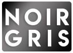 Faire-part mariage NOIR, GRIS